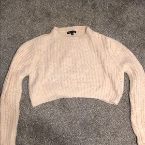 Kendall and Kylie sweater from pacsun